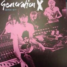 Generation X  – Demos 1977 LP