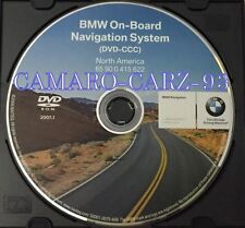 BMW NAVTEQ ON BOARD NAVIGATION DVD 2007.1 65900415622 NORTH AMERICA