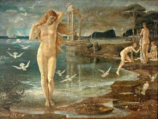 The Renaissance of Venus  by Walter Crane   Giclee Canvas Print Repro