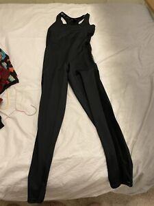 Black Milk Sheer Gym Catsuit 2 - Size m