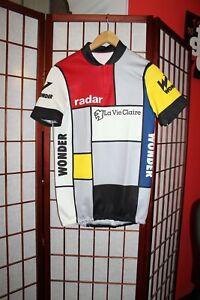 Radar La Vie Claire Wonder Vintage cycling jersey  .ALY