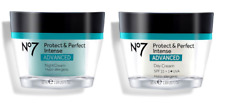 No7 Protect & Perfect Intense ADVANCED Day or Night Cream 50ml