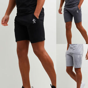 Gym King Mens Jersey Designer Embroidery Logo Core Jogger Tracksuit Shorts
