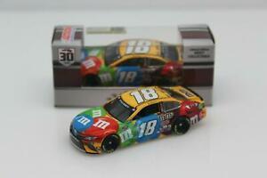 NASCAR 2021 KYLE BUSCH #18 M&MS CANDY 1/64 CAR