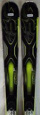 13-14 K2 AMP 80X Used Men's Demo Skis w/Bindings Size 163cm #346520