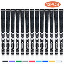 13pcs/Set Golf Grip Rubber Standard Midsize Grips 600 Round Anti-Slip 9
