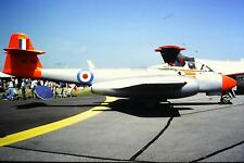 4/392-2 Gloster Meteor T.7(Mod) C/N G5/423772 RAF WL419 Kodachrome SLIDE