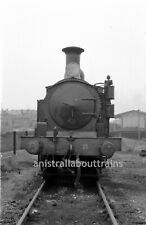4 Original 35mm b/w negatives Isle of Wight steam O2 Class British Railways