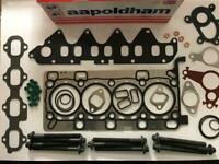 VAUXHALL VIVARO 1.6 CDTi R9M DIESEL 2014-on NEW HEAD GASKET SET & HEAD BOLTS