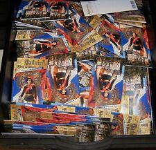 Restposten Geschäftsauflösung 500 Swarovski Kristall Souvenir Cards Bayern