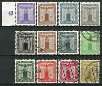 Germany Third Reich 1938-1942 MNH MH and Used Party Badge NSDAP Party Officials