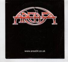 (HS1000) Area 54, My Hate / Losing Grip - 2005 Ltd Ed DJ CD