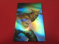 STREET FIGHTER #4 SPECIAL POWER FOIL COVER FIRST PRINT