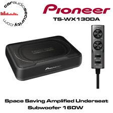 Pioneer TS-WX130DA - Risparmio di spazio sottosella SUBWOOFER AMPLIFICATO 160 W