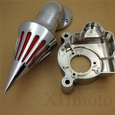 Spike Air Cleaner Kits for 2014 Harley Davidson Electra Glide FLHTCU Chrome