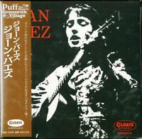 JOAN BAEZ-S/T-JAPAN MINI LP CD BONUS TRACK C94