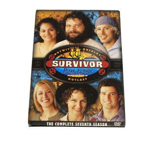 Survivor: Pearl Islands - The Complete Seventh Season - DVD - Region 1