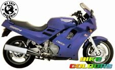 TRIUMPH TOUCH UP PAINT KIT TROPHY 900 1200 1995 SPRINT 900 1995 NIGHTSHADE BLUE.