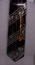 Corbata de diseño de música Trombone