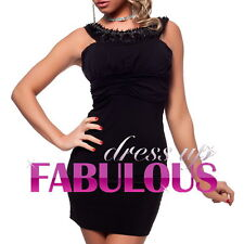 NEW SEXY WOMEN'S MINI DRESS PARTY CLUBBING EVENING FORMAL COCKTAIL WEAR CLOTHES