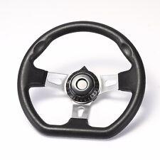 Go kart Cart Steering Wheel With cap for kandi, hammerhead, roketa, & taotao