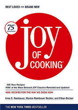 NEW Joy of Cooking by Irma S. Rombauer