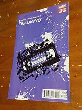 HAWKEYE #5 (2012) Marvel rare 3rd print purple cover variant NM- Matt Fraction