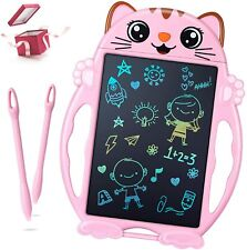 LCD Writing Tablet for Kids, Toddler Toys for 2 3 4 5 6 Years Old Girls Boys, 8.