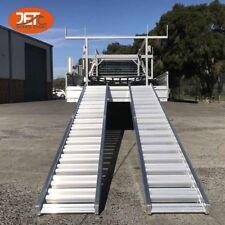 3.5M 4T  2 x Heavy Duty  Machinery  Loading Ramps-HR350