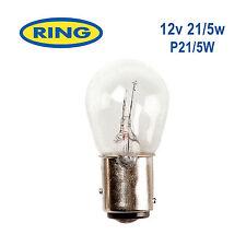 RING P21/5W 12v 21/5w Brake Light/Tail Light Bulb RB380