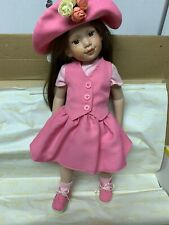 Magic attic club,vintage  Heather doll plus a additional  outfit in package