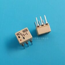 Lot Of 10mini Circuits Mcl T1 1t 50 008 To 200 Mhz Rf Transformer