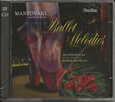 MANTOVANI – Album of Ballet Melodies/World's Favourite Love Songs (Vocalion, UK)