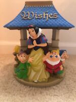 Snow White Wishes Bank Disney World Parks Snow White and The Seven Dwarfs Coin