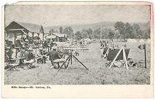 Rifle Range Mt Gretna Pennsylvania - HARPEL  PC