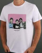 Weekend Offender Men's Diego Tee White - Diego Maradona short sleeve t-shirt
