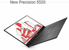 All New 2017 Dell Precision Mobile Workstations Custom Orders, Global Shipping
