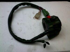 kawasaki gpz 600 1000 right hand light switch gear