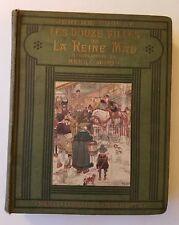 Les Douze Filles De La Reine Mab, Henry Morin Illustrations, Hachette, 1906