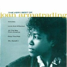 JOAN ARMATRADING       -      THE VERY BEST OF         -     NEW CD