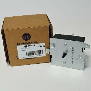 WE4M527 GE Dryer Timer AP5632405 PS3654187
