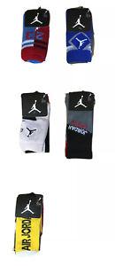 Nike Air Jordan High-crew or Crew Socks 2-Pak, Boys Sizes 7C-10C, 10C-3Y, 3Y-5Y