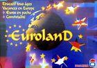Jeu de société Euroland - Vacances en Europe - Jeu Educatif -Dujardin - TBE