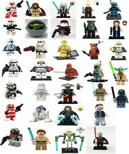 PICK YOUR OWN Brand New Lego Star Wars Series 1 Minifigures Child Gift - 20% OFF