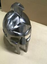 Redsky Trader Mens Gladiator Arena Helmet Metallic Fits Most