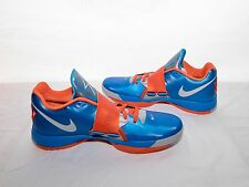 New Nike Zoom KD IV 4 Promo Unreleased Color PHTBLU BOM ID 308715 Size 12.5 OGB