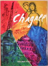 CHAGALL by Shearer West ~ HUGE BOOK ~ PROFUSELY ILLUSSTRATED ~ 1st PML ED PRINT