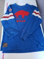 Retro Vintage Look NFL Buffalo Bills AFL 50th Anniversary Long Sleeve Shirt