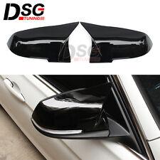 Shiny Gloss Black Mirror Cover For BMW 1 2 3 F20 F21 F22 F23 F30 F31 F32 F33 F36