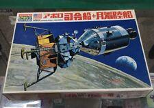 Aoshima Apollo Command Module & Lunar Module